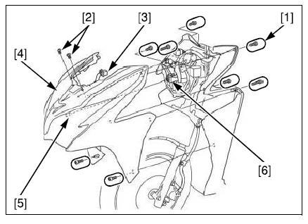 Foto Foto Modifikasi Honda Vario Techno additionally Cara Buka Cover Upper Front Honda Vario moreover  on honda vario techno