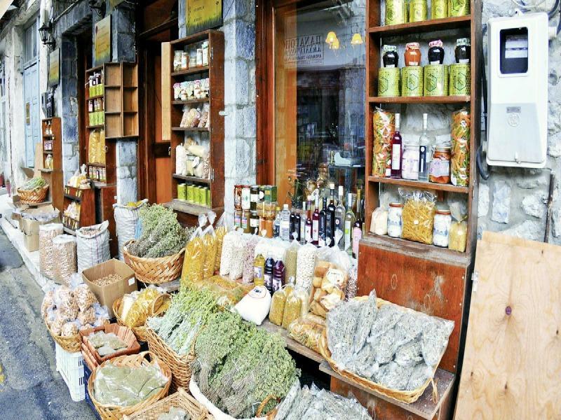 Μαγαζιά με τοπικά προϊόντα στη Βυτίνα - Ioanna's Notebook