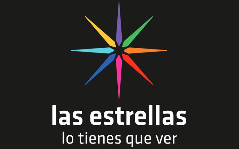 Las Estrellas, nuevo logo del canal estelar de Televisa, 2016 | Ximinia