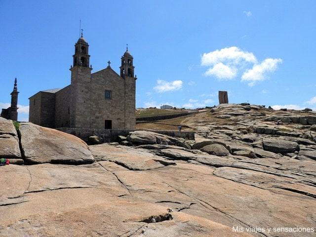 Santuario de la Virgen de A Barca, Muxia