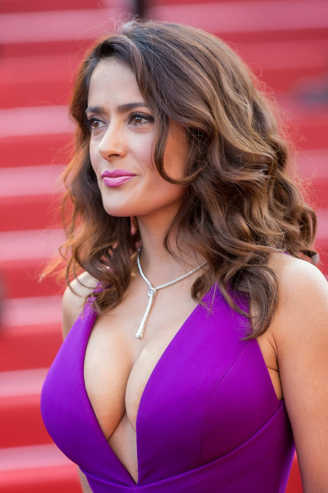 Super Model Salma Hayek Hot Sexy Hd Pics Gallery -7058