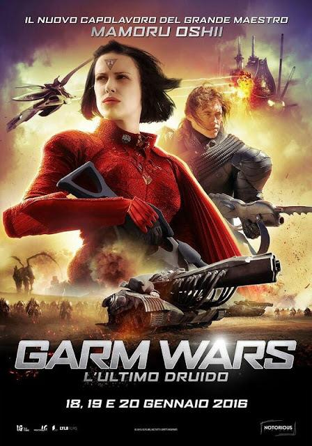 Garm Wars: The Last Druid - HD 720p - Legendado