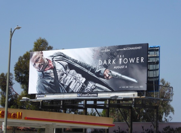 Dark Tower Gunslinger billboard