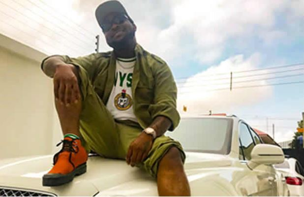How Davido travelled to seven countries, violated other NYSC bye-laws