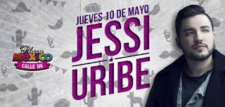 Concierto de JESSI URIBE en Plaza México, Bogotá