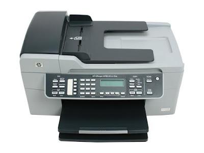 Download Driver HP Officejet J5780