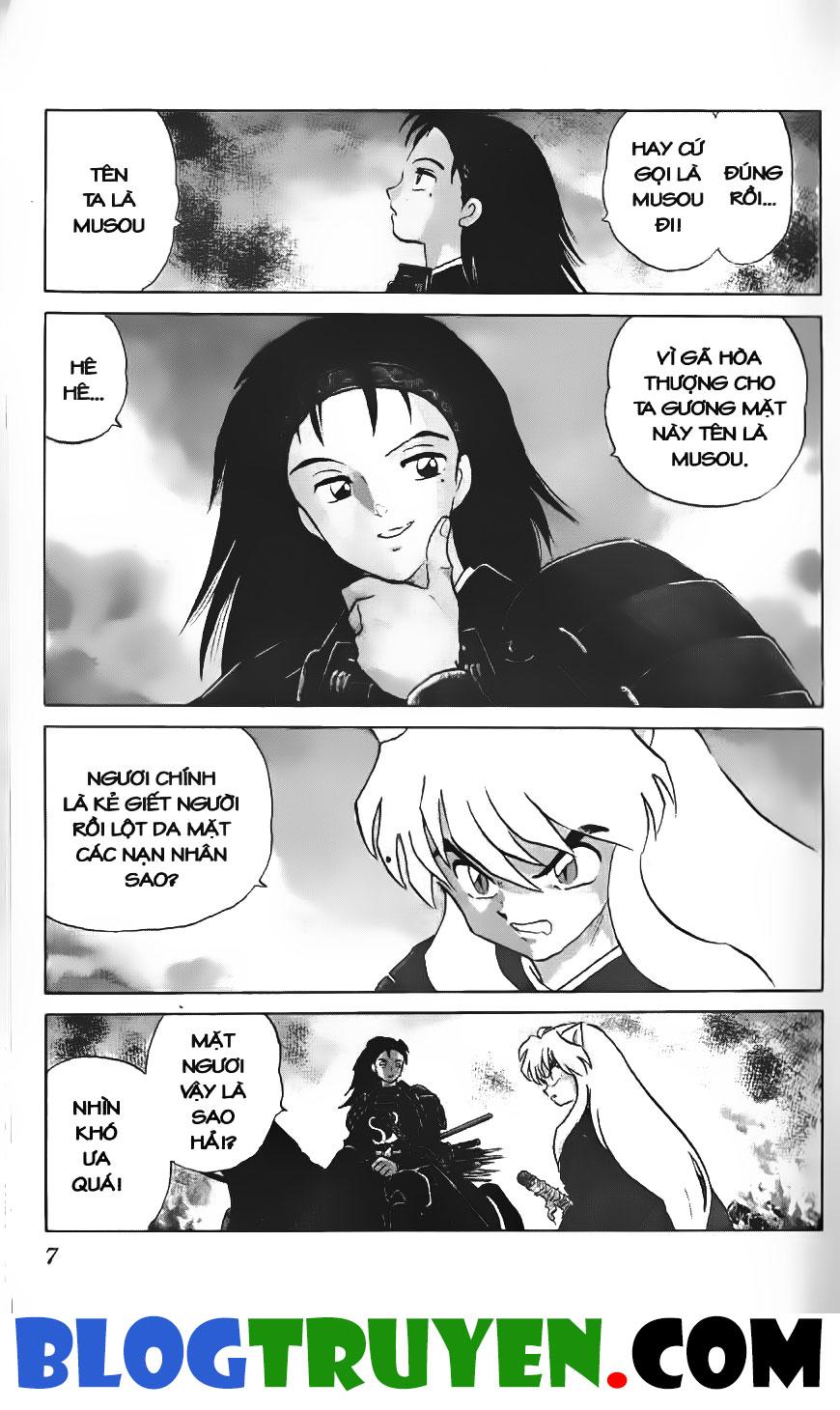 Inuyasha vol 22.1 trang 5