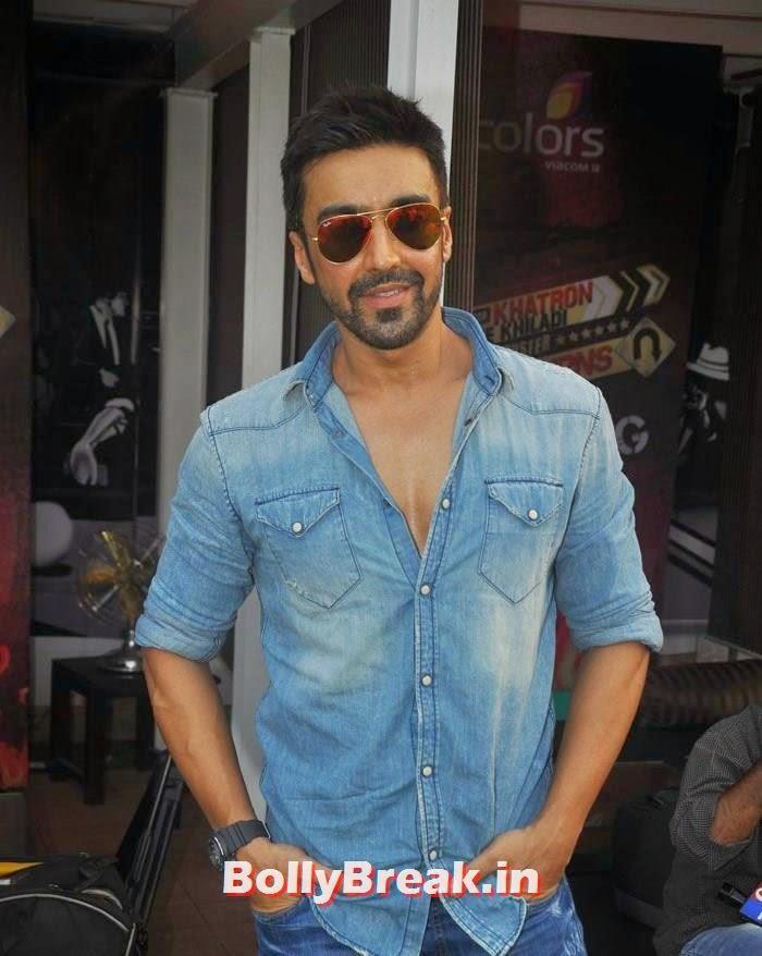 Aashish Chaudhary, 'Khatron Ke Khiladi' 6 Contestants Hot Pics