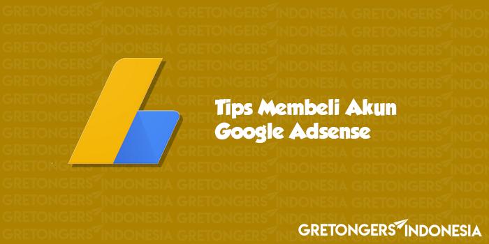 Tips Membeli Akun Google Adsense
