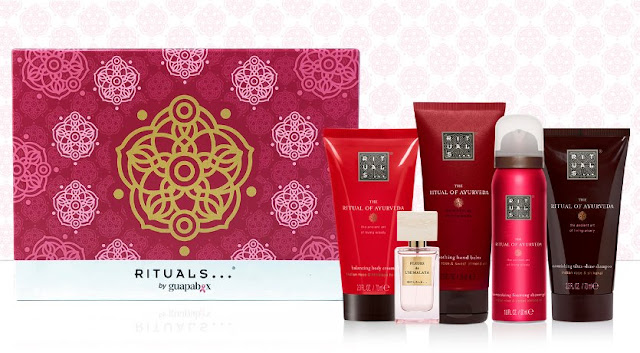 caja exclusiva The Ritual Of Ayurveda de Rituals