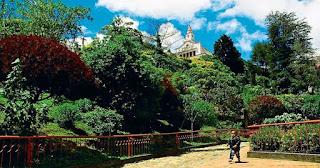 Cerro de Monserrate Bogotá