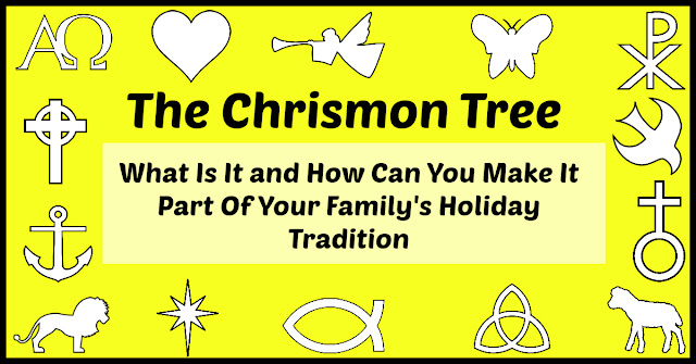 Counting Pinecones: The Chrismon Tree