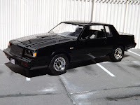 Buick Grand National 1987 Revell 1/24
