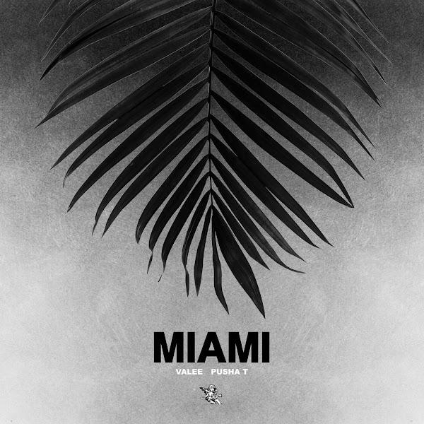 Valee - Miami (feat. Pusha T) - Single Cover