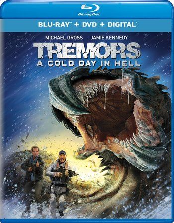 Tremors A Cold Day in Hell (2018) English 720p BluRay