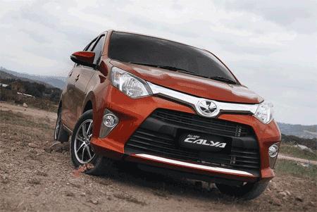 Toyota Calya Terbaru