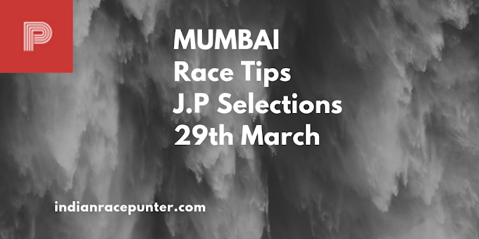 India race Tips 29th March , 2019