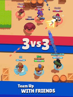 Download Game Brawl Stars APK Mod Unlimited Coin & Gems Latest Version For Android