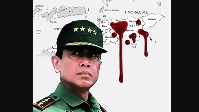 Pengadilan PBB Keluarkan Surat Penangkapan terhadap Wiranto