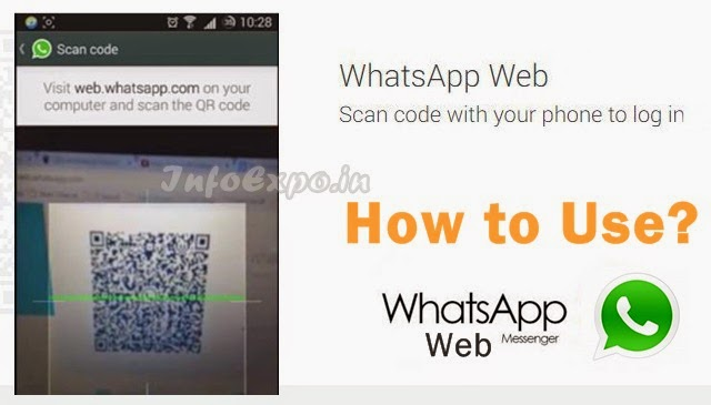 How to Use Whatsapp on PC - The 'Whatsapp Web' Official on PC Web Browsers
