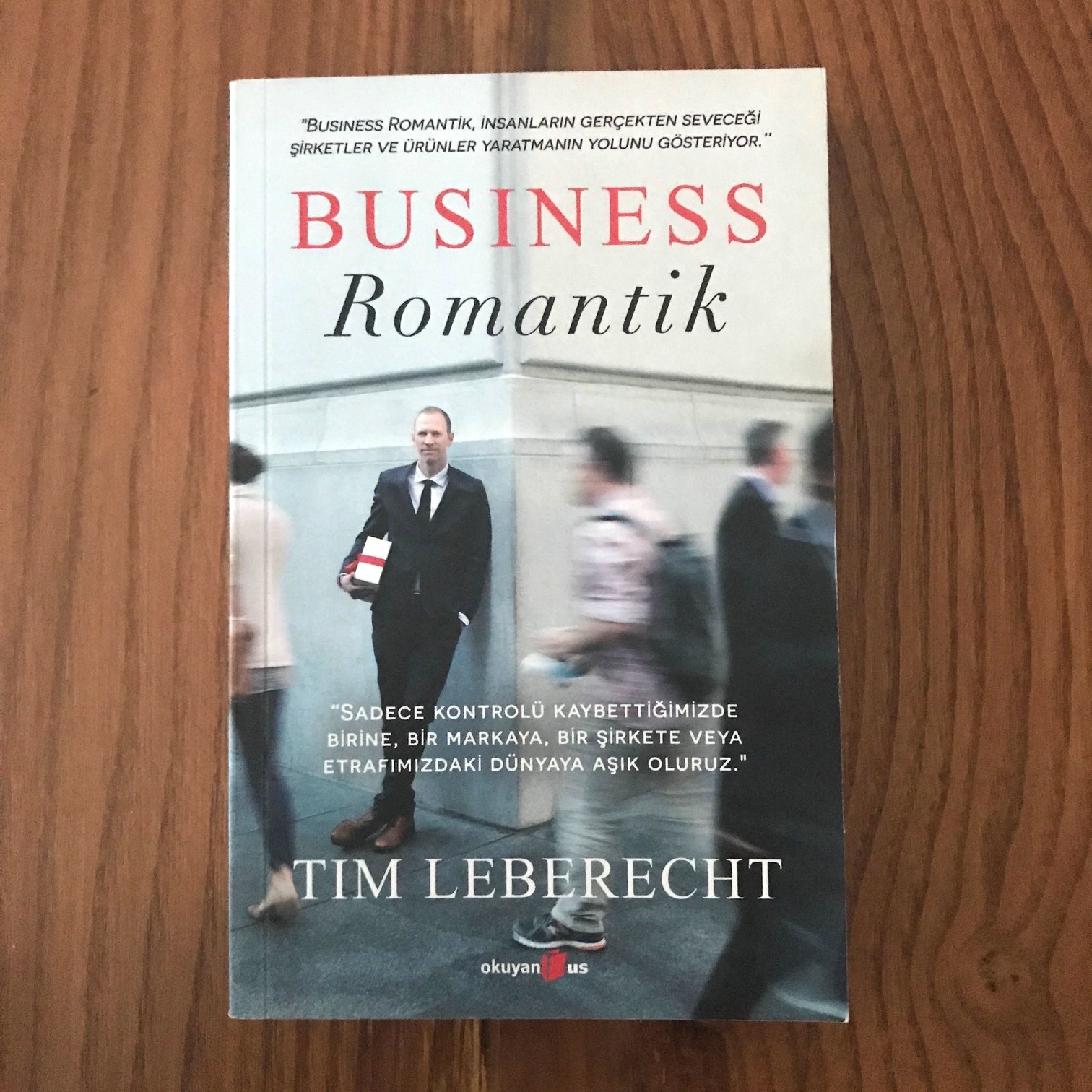 Business Romantik (Kitap)