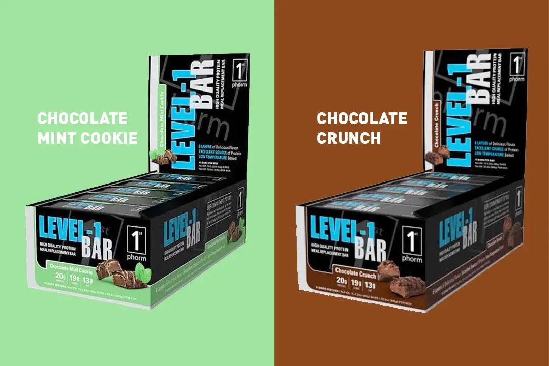 1St Phorm Level 1 Bar Chocolate Mint Cookie