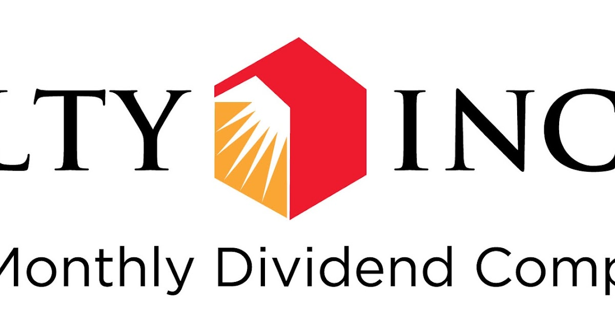 realty income utdelning