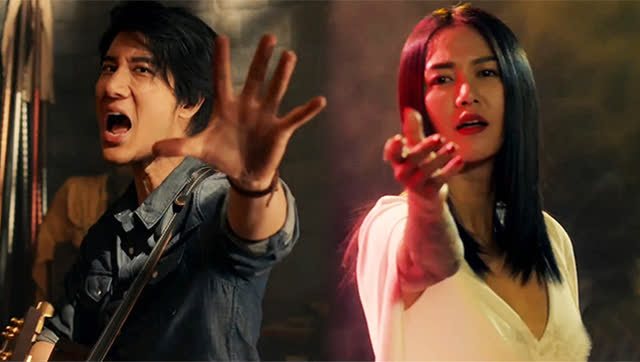 王力宏打造電影《長城》片尾曲《緣份一條橋》