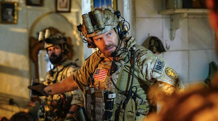 SEAL Team - Episode 1.10 - Pattern of Life - Promotional Photos & Press Release