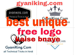 How to make logo , best unique logo kaise bnaye