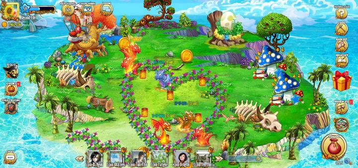 Game 7 Viên Ngọc Rồng Online Lậu Trung Quốc Cho PC