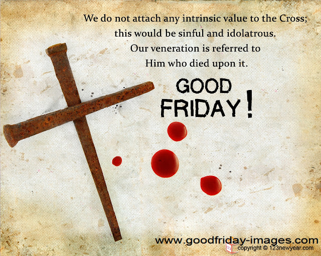 Good Friday greetings 2017