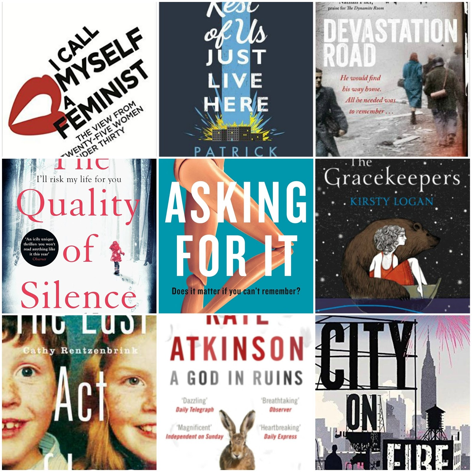 Books of the Year 2015