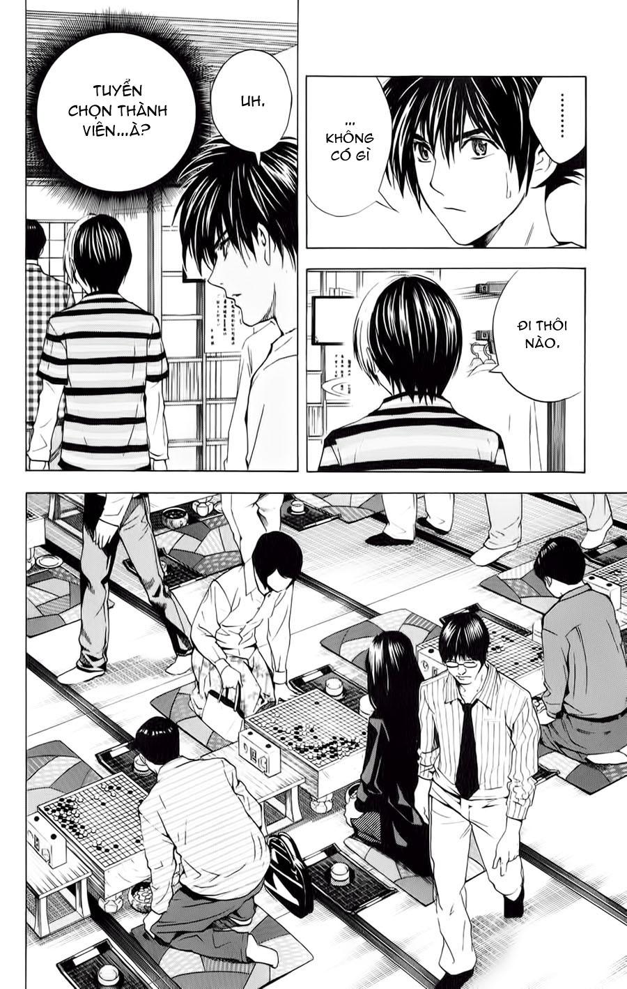 Hikaru No Go hikaru no go chap 149 trang 15
