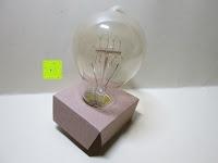 Birne: amzdeal® Vintage Glühlampe Glühbirne T03 (40W, E27, 220-240V)