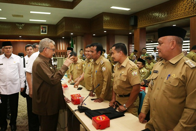 Gubernur Aceh: Camat harus Netral