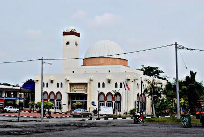 masjid di melaka