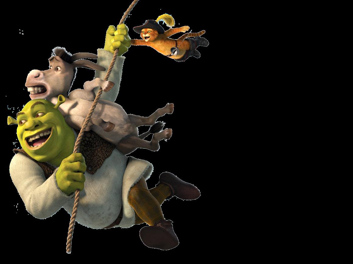 Clipart For U Shrek