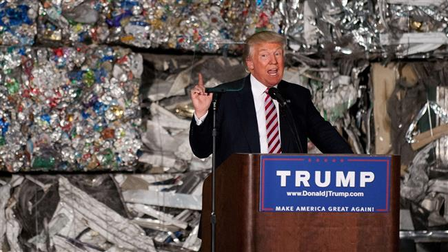 """Donald Trump says """"a lot"""" of Syrian refugees in US are Daesh militants"""