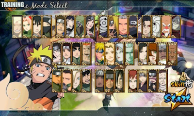 Download Naruto Shippuden Ultimate Naruto Senki 2 MOD APK Android Full Version Terbaru 2017