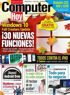 Revista Computer Hoy España 3 Noviembre 2017