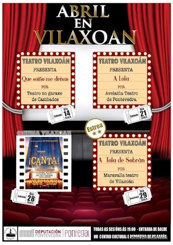 Eventos En Vilagarcia Teatro
