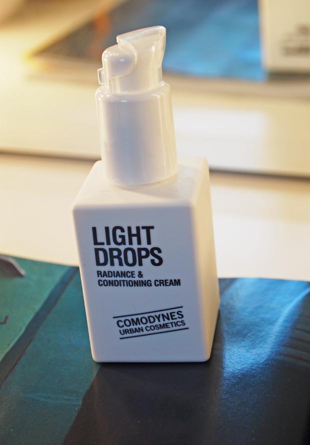 Light Drops Comodynes