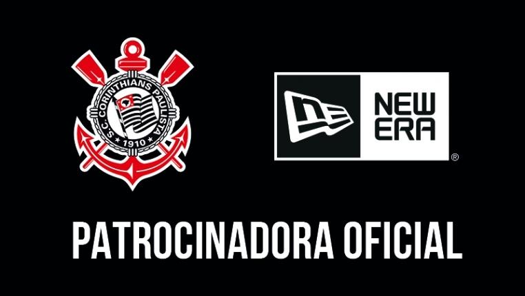 931cc17a17f7c Clube exaltou mais um patrocínio sem exposição de marca no uniforme.  Corinthians e New Era mantinham parceria para produtos licenciados ...
