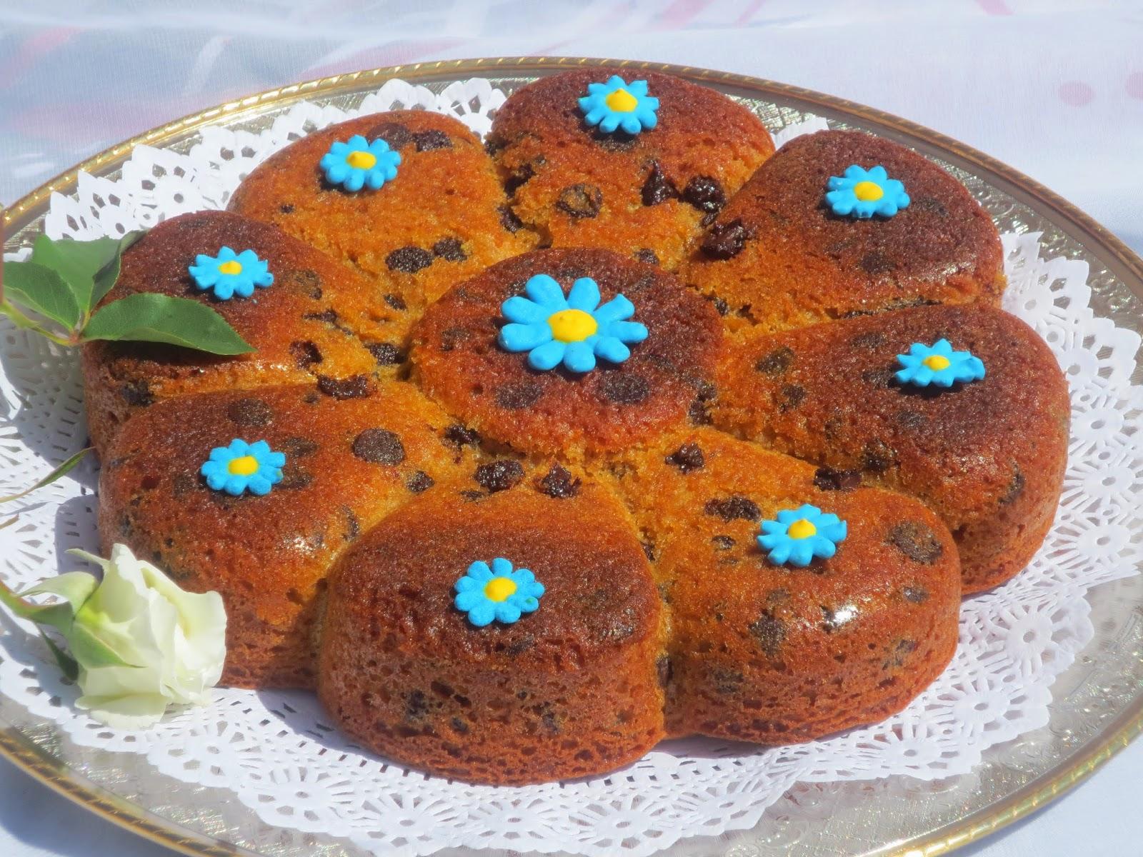 Bizcocho de galletas y chocolate Ana Sevilla cocina tradicional