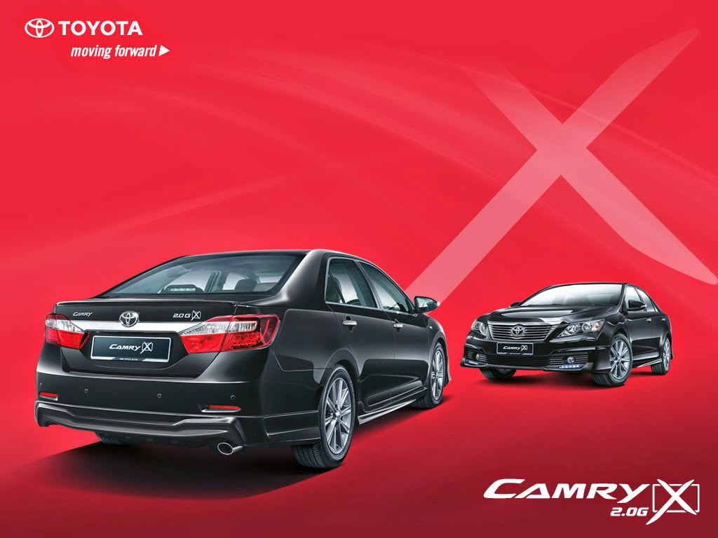 You folks should be aware that you actually see less new camrys on the road compared to the previous model no it is not because malaysians suddenly