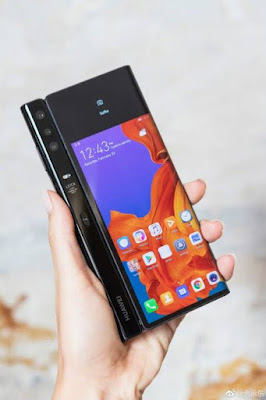 Huawei Mate X Fold 5G Phone Display Size
