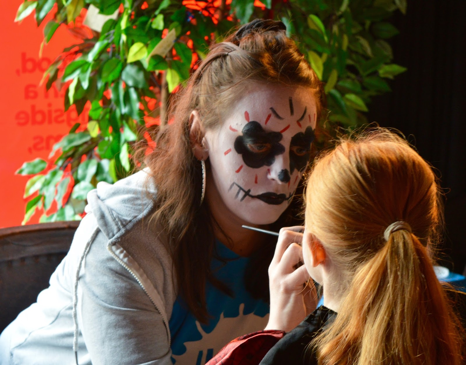 Juice Festival | Day of the Dead Family Celebrations at ¡Vamos! Social, Newcastle  - face painting