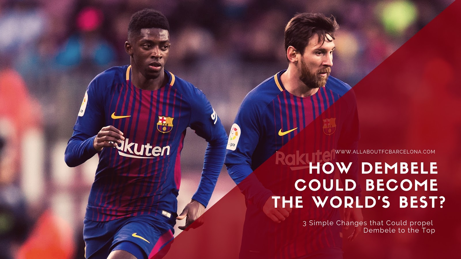 These 3 Simple Changes could Make Dembele be one of the Best!