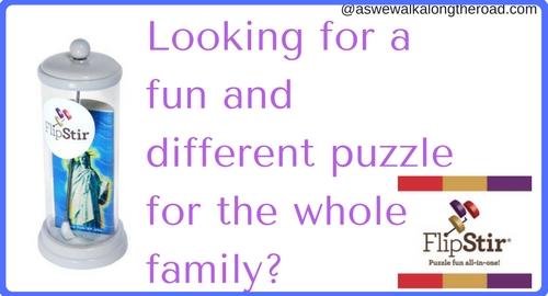 FlipStir puzzles from Enlivenze LLC